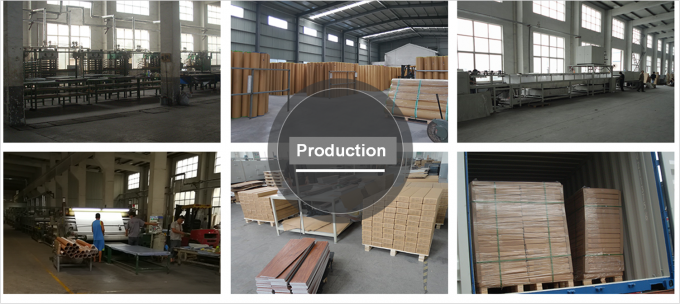 Sound Absorption Industrial Plastic Flooring , Water Proof Anti Static Flooring