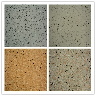 China Ecofriendly PVC Printed Flooring , Anti - Static Commercial Pvc Flooring factory