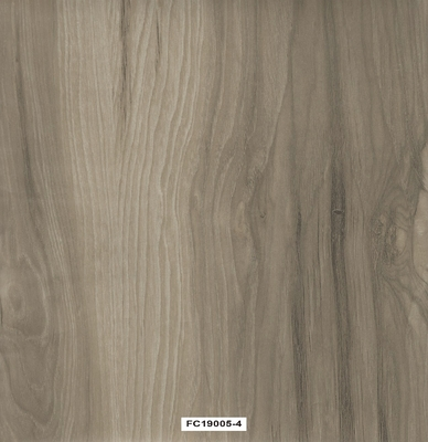 China 100% Waterproof Wood Effect Vinyl Flooring Environmentally Friendly - Free Of Formaldehyde factory