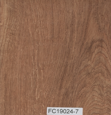 China Wood Look Self Adhesive Vinyl Flooring With Glue 100% Water Proof factory