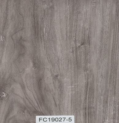 China Backsplash Self Adhesive Wood Look Tile Flooring With High Quality Wear Layer factory