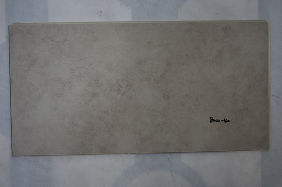 China Durable Interlock Click Vinyl WPC Flooring Embossed Surface Available factory