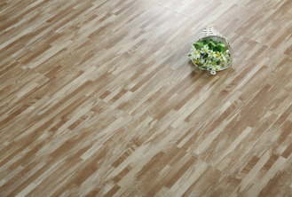 China LVT Click Luxury Vinyl Plank Flooring , 4mm - 6mm Commercial Vinyl Flooring factory