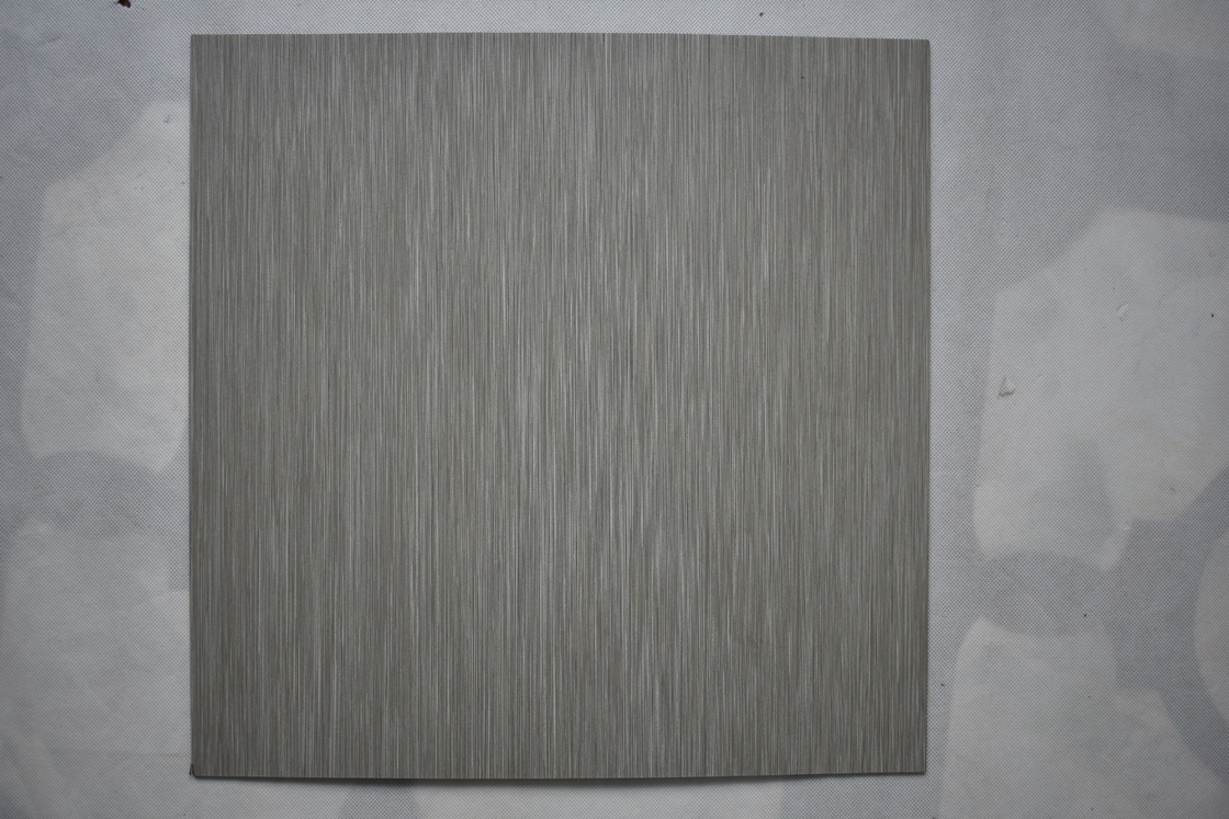 2mm Thickness Self Adhesive Vinyl Flooring With Wood / Carpet / Marble Patterns supplier
