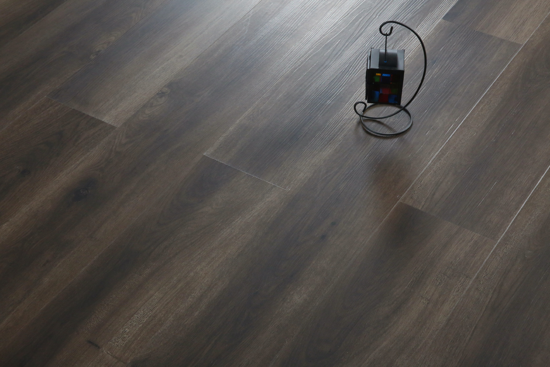 Water - Proof Flexible Dry Back Vinyl Flooring UV Coating Available
