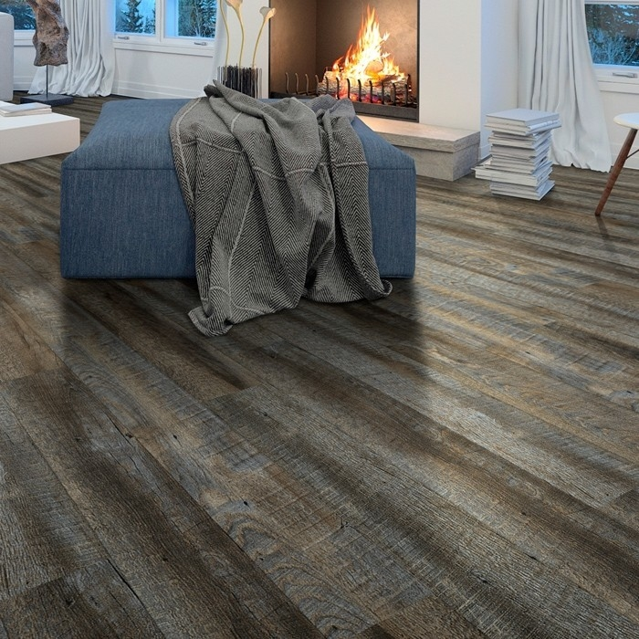 Indoor Used Loose Lay Vinyl Flooring 100% Water Proof Available